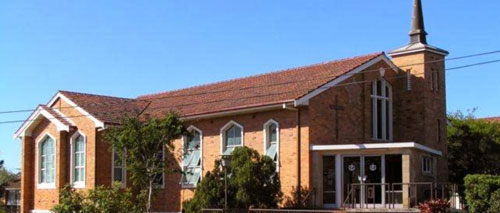 Coorparoo Uniting Church