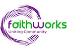 Faith Works Uniting Community logo